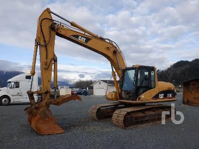 2002 CATERPILLAR 315CL Hydraulic Excavator