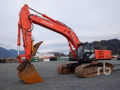 2012 HITACHI ZX470LC-5B Hydraulic Excavator