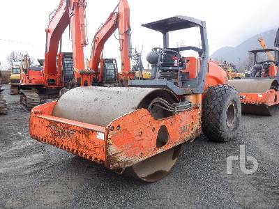 2008 HAMM 3412 84 In Vibratory Padfoot Compactor