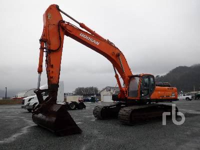 2007 DOOSAN DX420LC Hydraulic Excavator