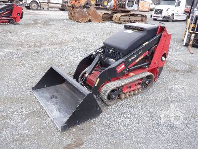 2018 TORO DINGO TX525 Walk Behind Multi Terrain Loader