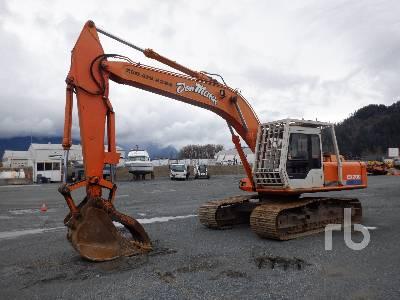 1987 HITACHI EX200 LC Hydraulic Excavator