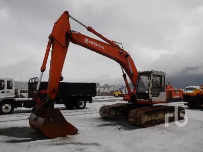 1988 HITACHI EX200 LC Hydraulic Excavator