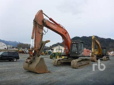 2007 HITACHI ZX330-3 Hydraulic Excavator