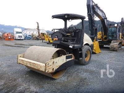 2005 INGERSOLL-RAND SD77DX TF Vibratory Roller