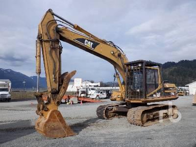 1998 CATERPILLAR 320BL Hydraulic Excavator