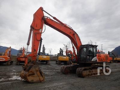 2014 HITACHI ZX350LC-5 Hydraulic Excavator