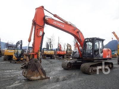 2007 HITACHI ZX200LC-3 Hydraulic Excavator