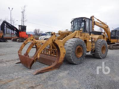 1994 CAT 966F Series II Wheel Loader