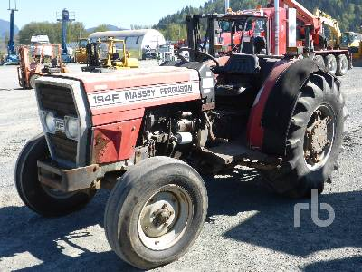 MASSEY FERGUSON MF194F2 2WD Tractor