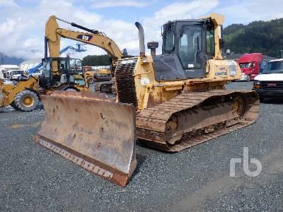 2007 KOMATSU D61PX-15 LGP Crawler Tractor