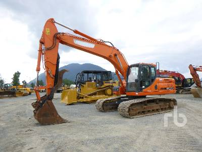 2014 DOOSAN DX225LC-3 Hydraulic Excavator