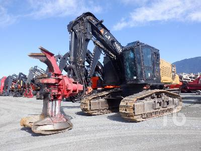 2012 CATERPILLAR 541-2 Feller Buncher