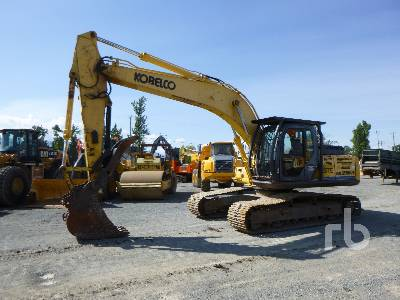 2009 KOBELCO SK260 LC Hydraulic Excavator