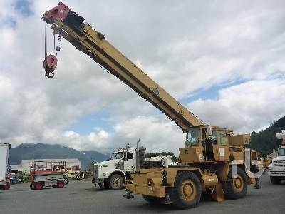 1979 GROVE RT522 Rough Terrain Crane