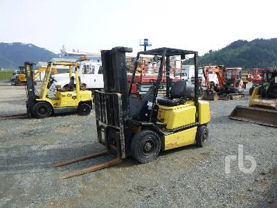 2003 YALE GLP050R 4850 Lb Forklift