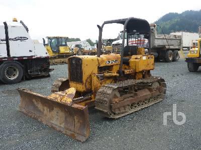 JOHN DEERE 350C Crawler Tractor