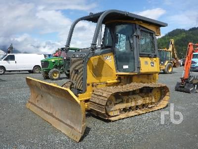 2006 JOHN DEERE 450J LGP Crawler Tractor
