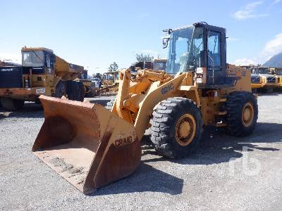 2000 CASE 621C Wheel Loader