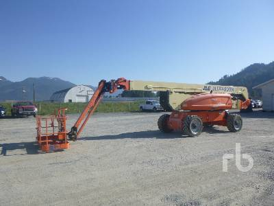 2005 JLG 1250AJP Factory Reconditioned Boom Lift
