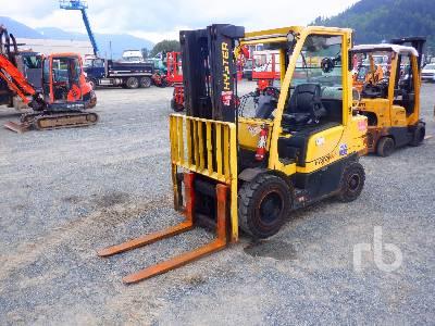 2017 HYSTER H60FT Forklift