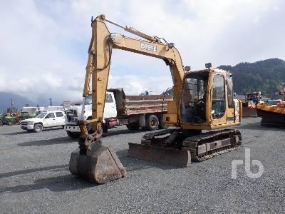 2002 JOHN DEERE 80 Midi Excavator (5 - 9.9 Tons)
