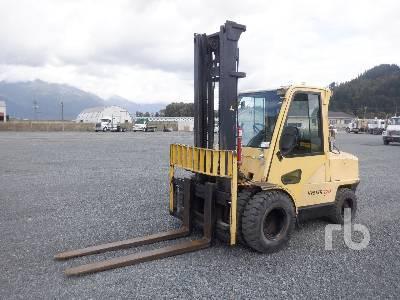 2002 HYSTER H120XM 8800 Lb Forklift