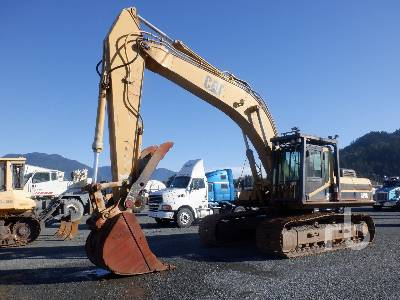2000 CATERPILLAR 330BL LC Hydraulic Excavator