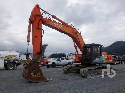 1997 HITACHI EX300-3C Hydraulic Excavator