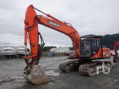 DOOSAN DX225LC-3 Hydraulic Excavator