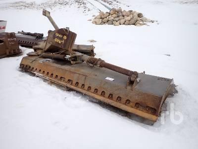 WBM 12 Ft Motor Grader Snow Wing