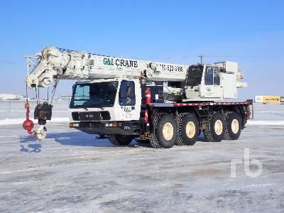 1996 GROVE GMK4080 100 Ton 8x6x8 All Terrain Crane