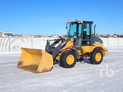 2015 JOHN DEERE 324K Wheel Loader