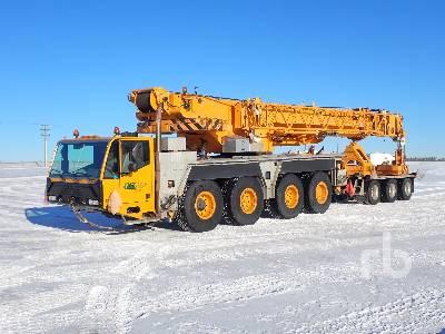 2004 DEMAG AC80-2 100 Ton 8x8x8 All Terrain Crane