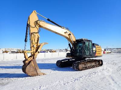 2014 CAT 324E L Hydraulic Excavator