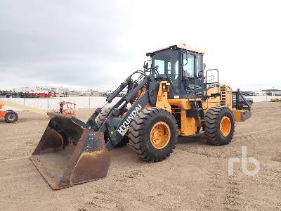 2012 HYUNDAI HL757-9 Wheel Loader