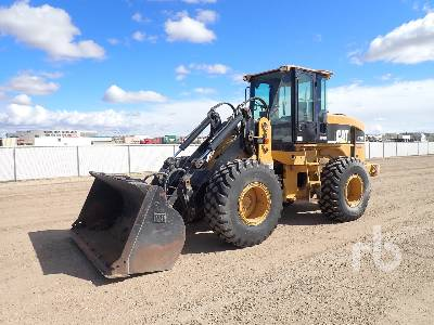 2004 CAT IT28G Wheel Loader