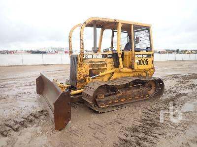 1995 JOHN DEERE 650G LGP Series IV Crawler Tractor