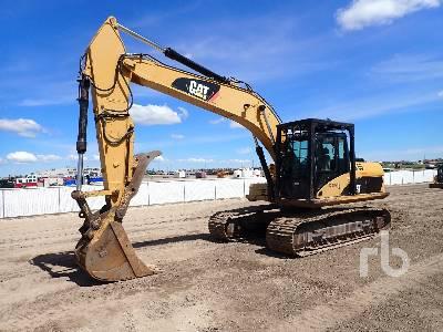 2008 CAT 320D Hydraulic Excavator