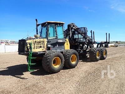 2004 JOHN DEERE 1710D 8x8 Forwarder