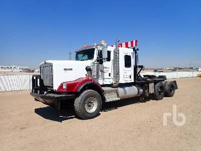 2013 KENWORTH C500 T/A Sleeper Winch Tractor