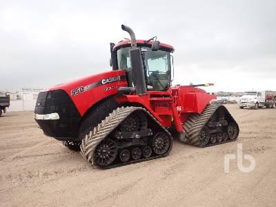 2011 CASE IH 550 Quadtrac Track Tractor