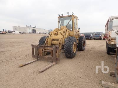 1973 CAT 950 Wheel Loader Parts/Stationary Construction-Other