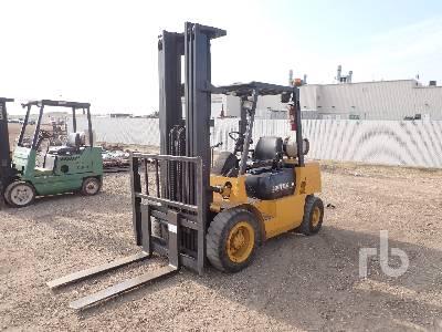 CAT CP30 5000 Lb Forklift