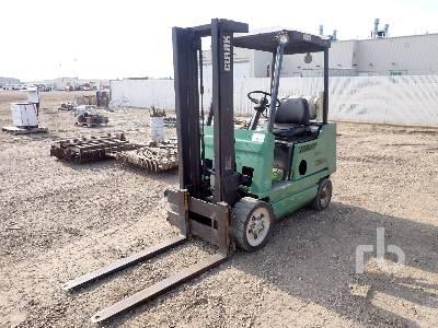 CLARK GCX20 4000 Lb Forklift