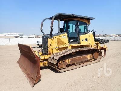2008 JOHN DEERE 750J LGP Crawler Tractor