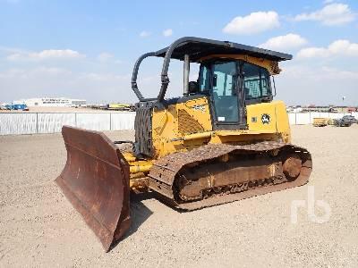 2009 JOHN DEERE 750J LGP Crawler Tractor