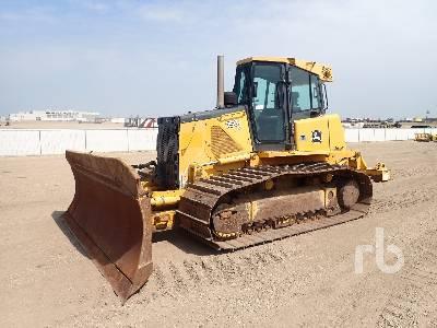 2013 JOHN DEERE 750J LGP Crawler Tractor