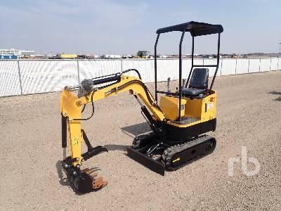 Unused 2021 CAEL 1T Mini Excavator (1 - 4.9 Tons)