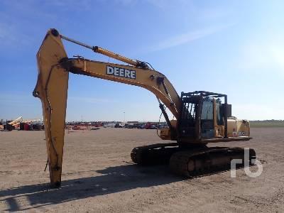 2003 JOHN DEERE 230C LC Hydraulic Excavator